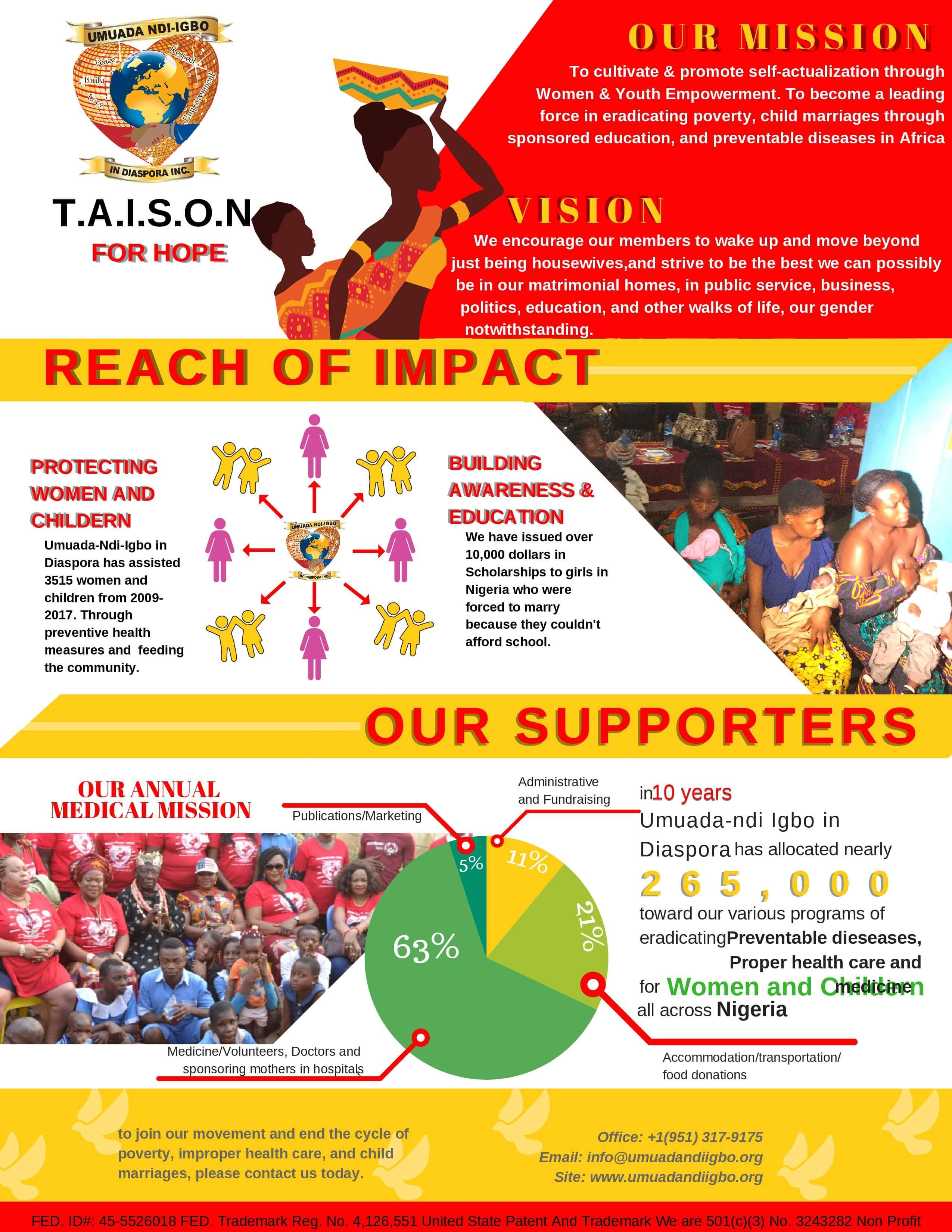 Taison For Hope